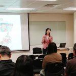 2018年 8月27 & 28日 DHL Global Forwarding 健康講座【Instant Stress Relievers at Work】